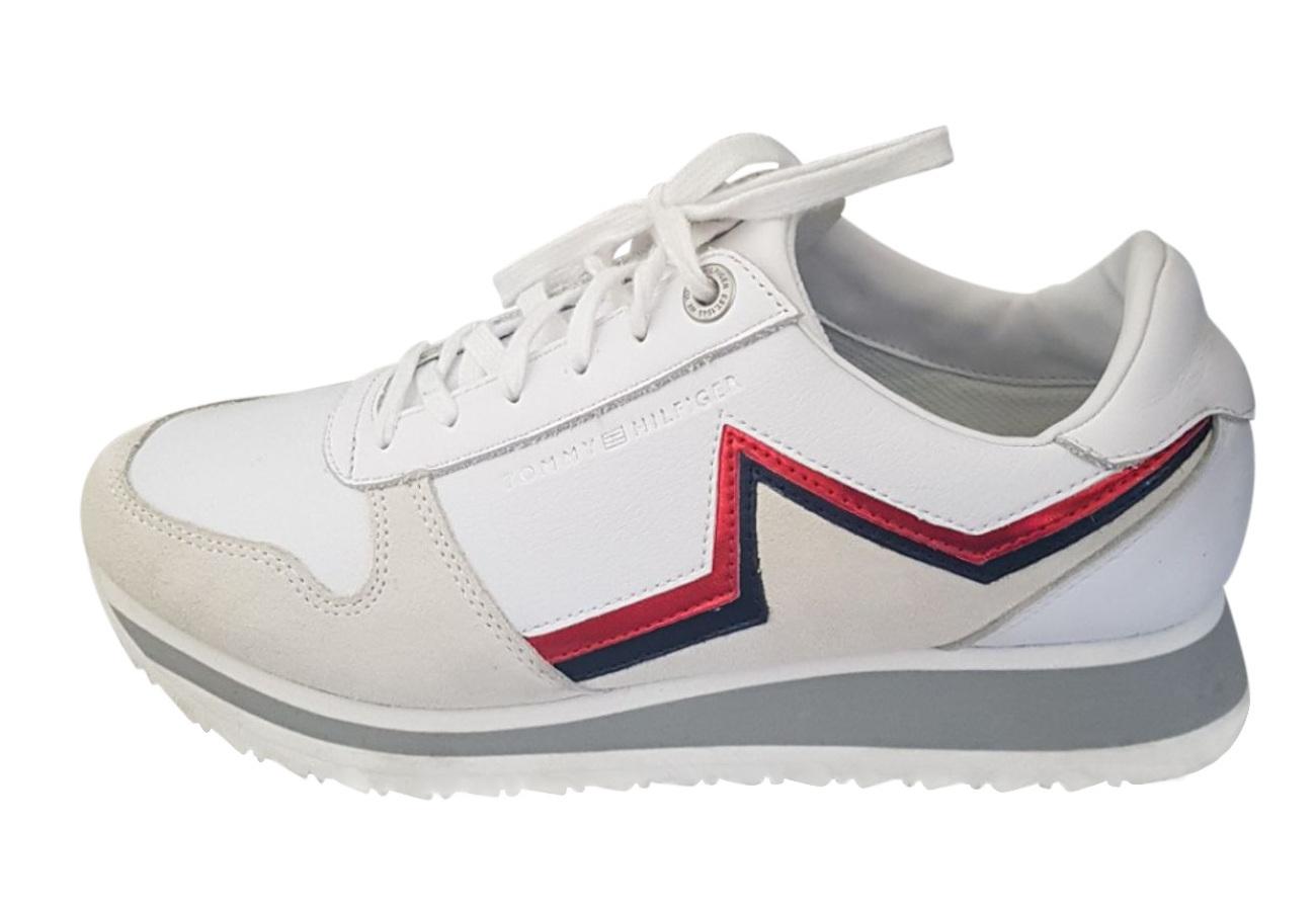 shoe white background